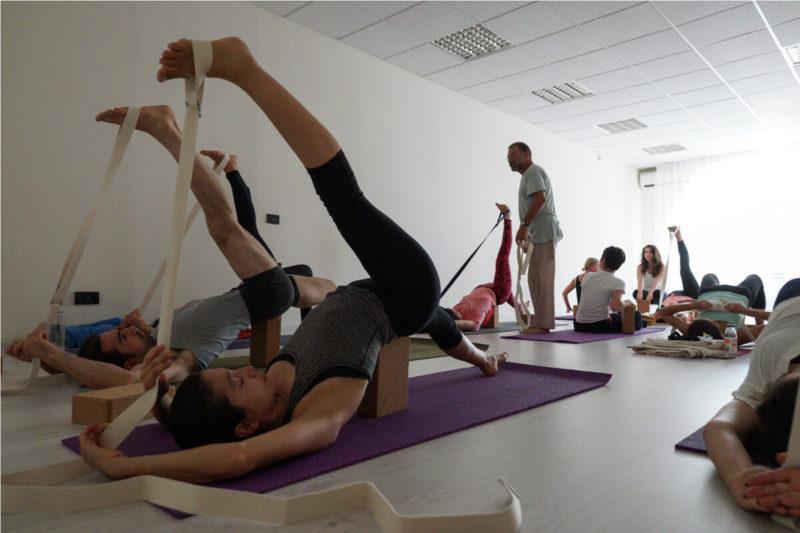 clase yoga online