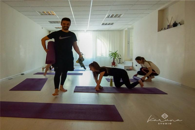studio barre pilates