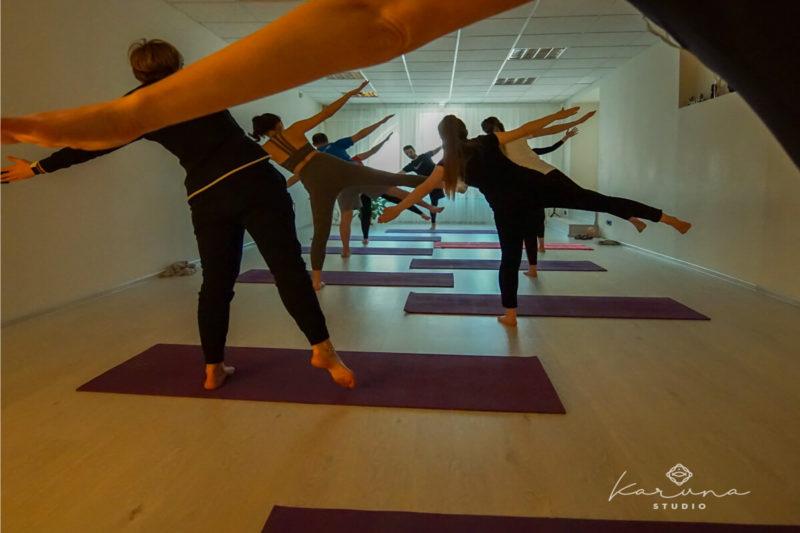 studio yoga bucuresti