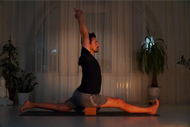Antrenamente-Yoga