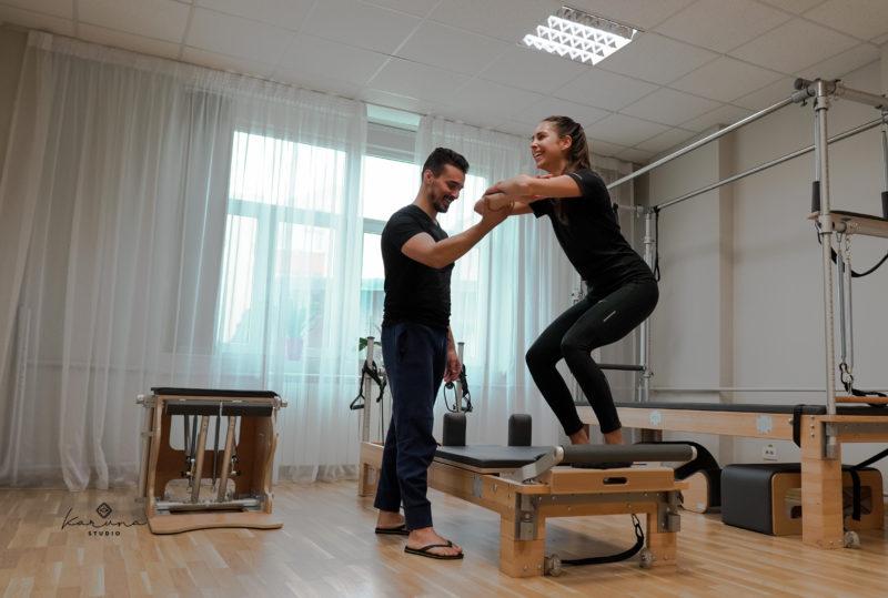 antrenamente specializat de Pilates in Bucuresti