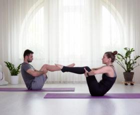 Pilates Matwork cu Carmen Ardeleanu