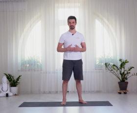 Vinyasa Yoga Flow cu Ovidiu