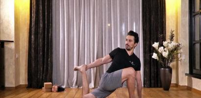 Twist-Detox training