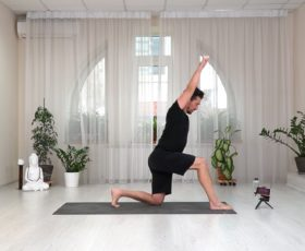 Clasă Intense upper body workout cu Ovidiu