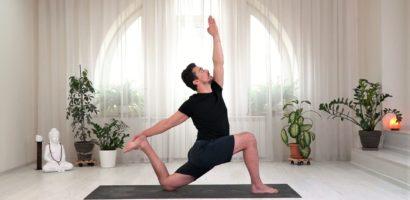 "Clasa ""Detox and energize yoga Flow"""