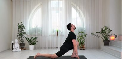 "Acces clasa ""Power Yoga Challenge"" Cu Ovidiu"