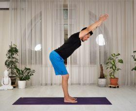 Postural training spate superior